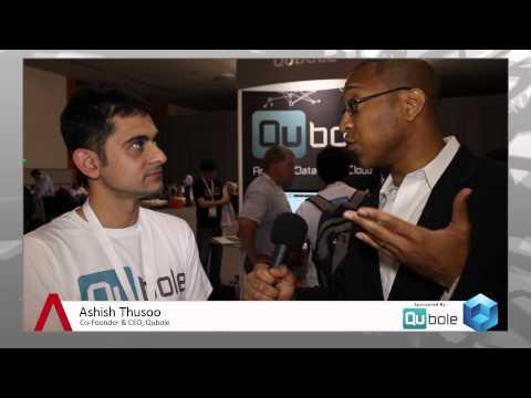 Ashish Thusoo - Hadoop Summit 2013 - Studio B - #HadoopSummit