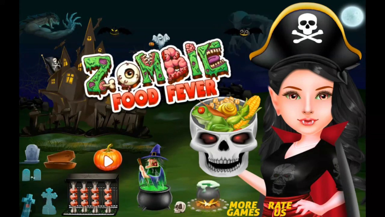 Game to cook - Cooking Game For Children How To Cook Food For Little Zombie Monster Kids Gaming By Cooking Club
