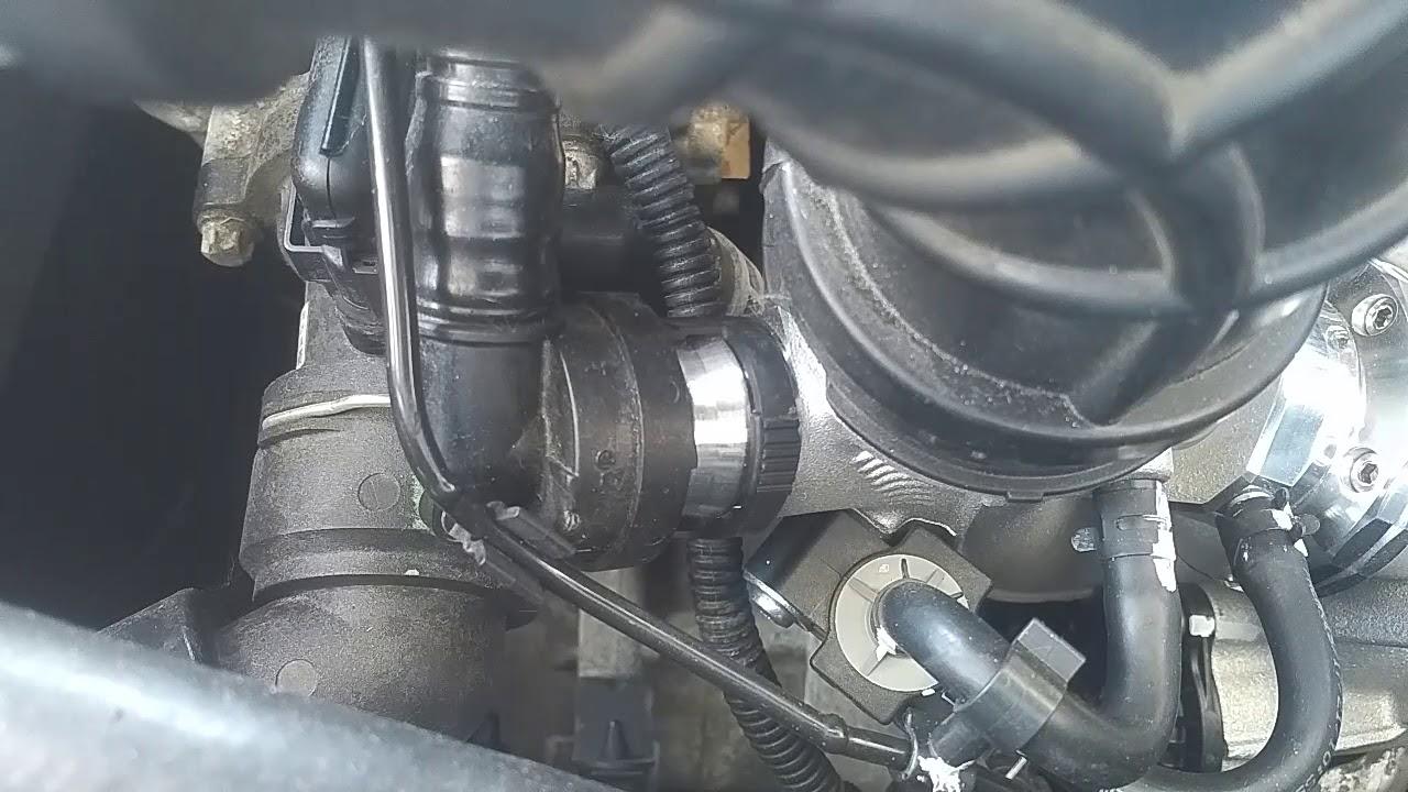 Chevrolet Sonic Repair Manual: PCV