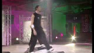 "Step Choreography - ""Earth Wind & Fire"" DVD @ www.evolution-DVD.com"
