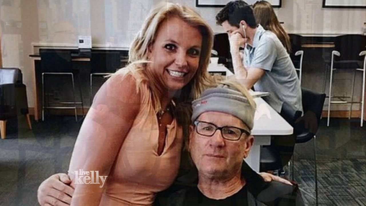 Ed Oneill Meets Britney Spears