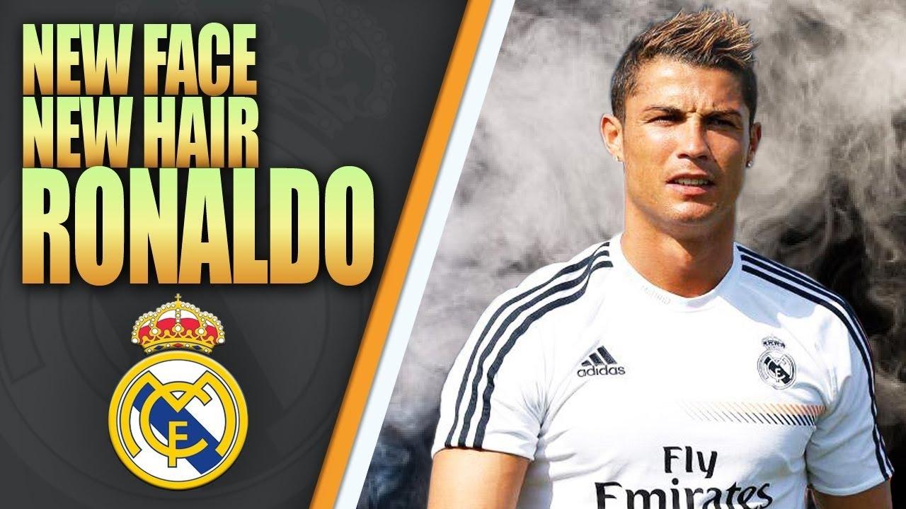 PES New Face Hair Cristiano Ronaldo HD - New face hair cristiano ronaldo pes 2013