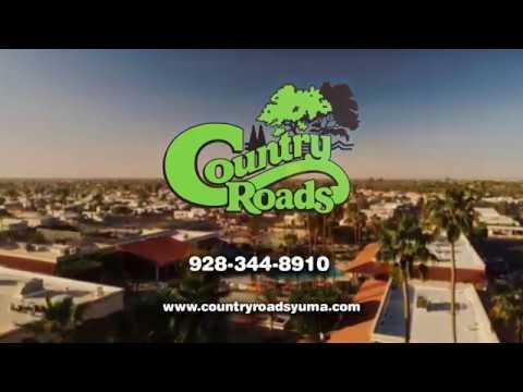 Country Roads Rv Village Yuma Youtube