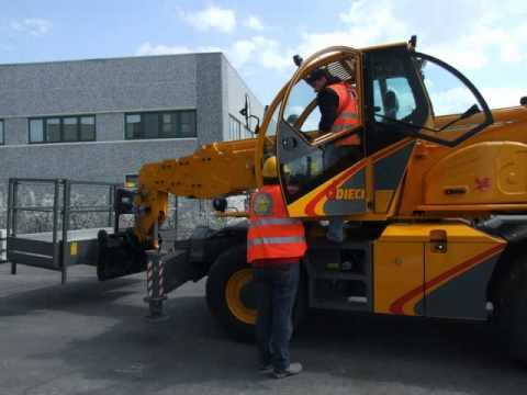 corsi conduzione macchine da cantiere edile