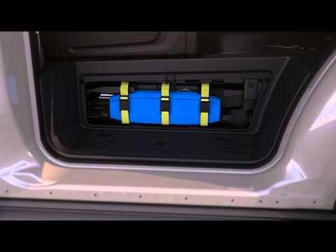 Accessing The Vehicle Jack On Transit Youtube
