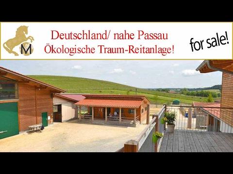 SOLD - Moderne Pferdegerechte Reitanlage Im Landkreis Rottal-Inn Zu Verkaufen!
