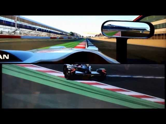 GT6 Silverstone Gameplay and Replay
