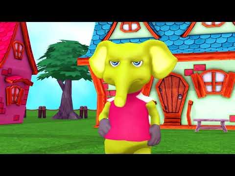 Un Elefant Se Legana Pe O Panza de Paianjen - Hai Hui Cu Trupa Lui