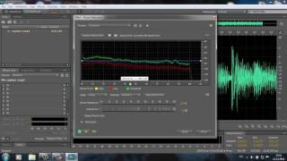 Adobe autdition | просте видалення шуму | Noise reductions|