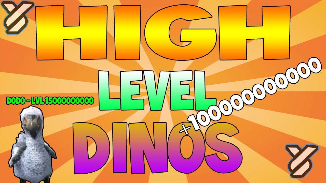 Ark survival evolved how to spawn level 10 million dinos youtube malvernweather Gallery