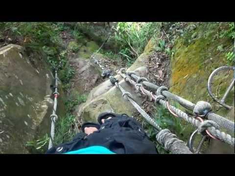 Climbing Four Beasts Mountain Taipei Taiwan 487.MTS