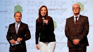 Vidal prometió que luchará contra la corrupción hasta el último día de su mandato
