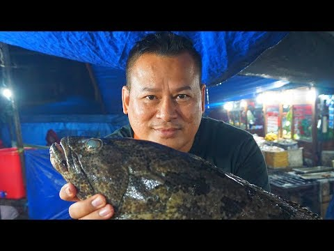 แบกเป้อินโดฯ 8/27 :  กินสะใจปลาเก๋ายักษ์ คูปัง(kupang seafood) ติมอตะวันตก
