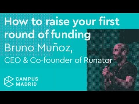 Campus Founder to Founder: How to Raise The First Round of Funding