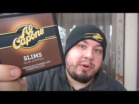 Gas Station Cigars : Al Capone (REVISITED)