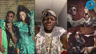 Exp0sed: Shatta never Met Beyonce, Already Video was Edited..Pope Skinny dr0ps B0mbshel1..