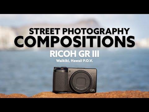Should Serious Street Photographers Use The Ricoh GR III? (Waikiki P.O.V. 2019)
