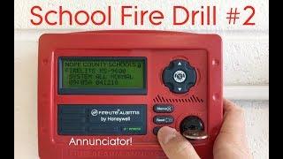 School Fire Drill № 2 ~ Annunciators