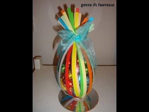 Diy uovo di pasqua fai da te per i ritardatari youtube - Pasqua decorazioni fai da te ...