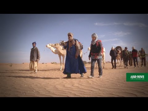 Hope for Mauritanian desert economy as tourists return