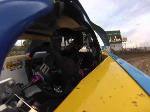 Santa Maria Speedway Sport Mod Heat Race #1 7/19/14