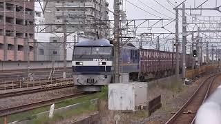 吹田貨物ターミナル駅東(千里丘駅)11:00〜 2019.7.8