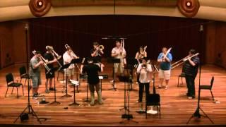 CSU Trombone Choir and Guest Soloists - A Beautiful Noise