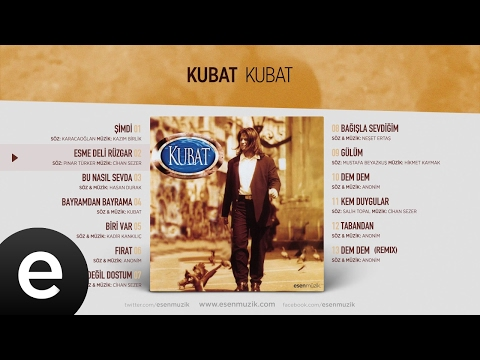 Esme Deli Rüzgar (Kubat) Official Audio #esmedelirüzgar #kubat