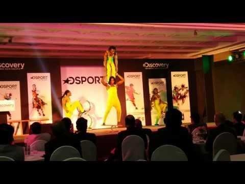 International African Acrobats