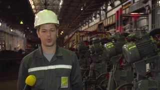 Дефектоскоп - система контроля качества труб(Обучающее видео металлургического портала http://www.metalspace.ru/ - информационное пространство металлургов: истор..., 2014-03-30T16:22:52.000Z)