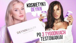 Recenzja Deynn Beauty po 3 tygodniach testowania!