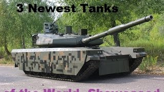 3 newest tanks showcased at latest exhibitions t 90ms proryv 3 pt 16 griffin