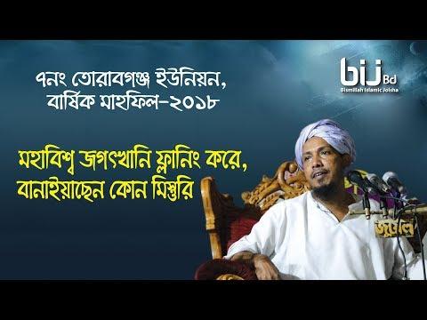 বিশ্বজগৎ এর ফ্লানিং | Rofiqullah Afsary | Bangla Waz | Afsary World