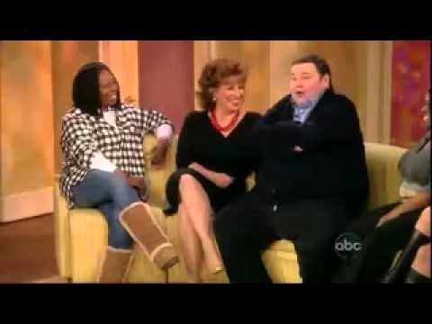 John Pinette Talk Show Appearance December 2008