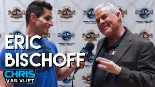 Baixar Eric Bischoff: I'd turn Roman Reigns heel, Vince saying the N-word, Smackdown on FOX