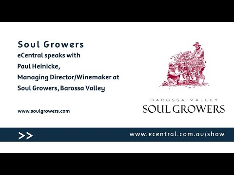 Soul Growers Wine Makers from the Barossa Valley Australia