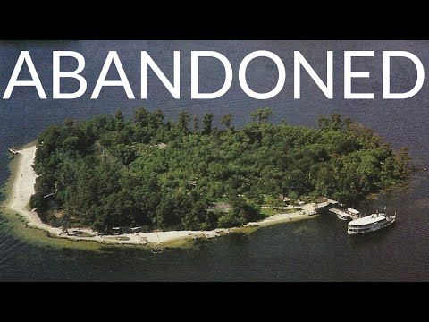 Abandoned - Disney's Discovery Island
