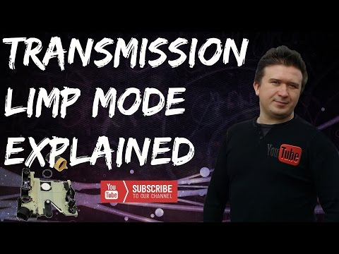 Mercedes Sprinter Series: Limp Mode Explained for 722.3 Transmission! How To: Part 35