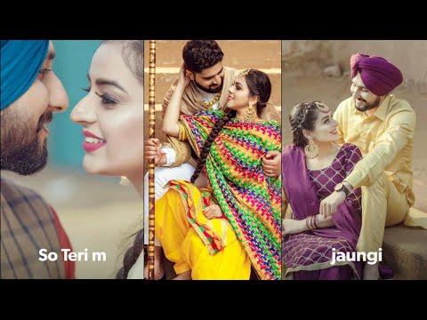 teri-ban-jaungi-reprise- -female-version- -new-full-screen-whatsapp-status-2019- -lotus-creation