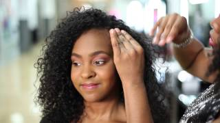 How to Get African-American Hair to Look Soft & Healthy : Hair Care & Styling