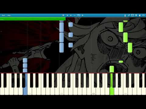 Black Clover OP 2 (BiSH - PAiNT IT BLACK) | Piano Cover + Sheet Music