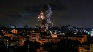 Al menos 200 palestinos muertos en Gaza por los ataques de Israel