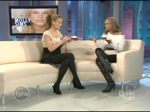 Molly sims pantyhose