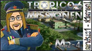 [LP] Tropico 6_Missionen #012 - Schöner Wohnen mit Rum [deutsch]