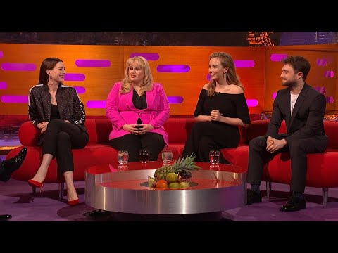 The Graham Norton Show S25E03 Anne Hathaway, Rebel Wilson, Jodie Comer, Daniel Radcliffe And Mabel