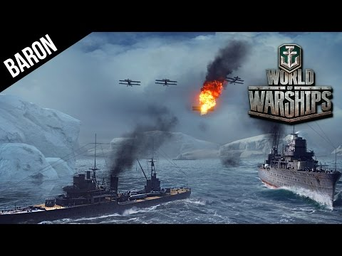 World of Warships - Kills, Citadel Shots & Torpedoes Galore!  Destroyer Gameplay