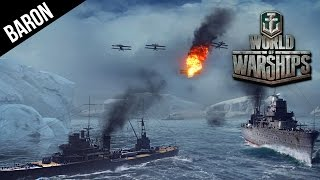 World of Warships - Kills, Citadel Shots & Torpedoes Galore!  Destroyer Gameplay