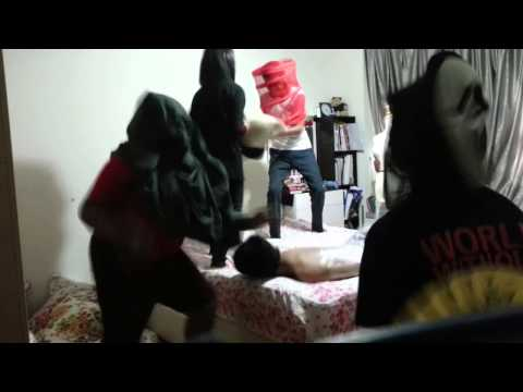 Teenage Harlem Shake