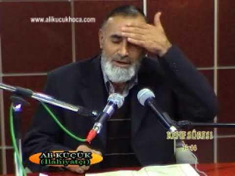 Kehf Suresi 32-44 Kur'an Tefsiri(Açıklaması) Ali Küçük Hoca