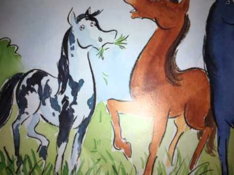 "The story for children  ""Same Old Horse "" by Indy"